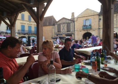 Beaumont marché gourmand